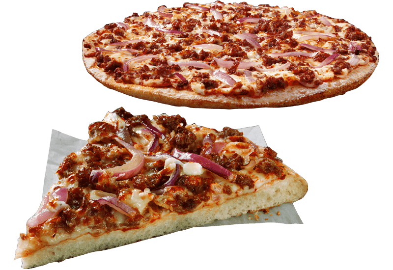Beef & Onion - Domino's Pizza