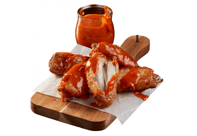 D'Bomb Roast Chicken Wings